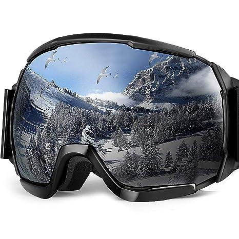3ad2d4554624 EletecPro Ski Goggles Sunglasses