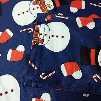 Darringls Falda de Navidad Invierno Mujer, Falda Muñeco de Nieve ...