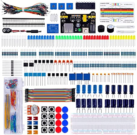 Starter kits Electronic Components New LED buzzers Resistance transistors