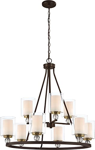 Minka Lavery Chandelier Pendant Lighting 3079-416 Studio 5 Dining Room Fixture