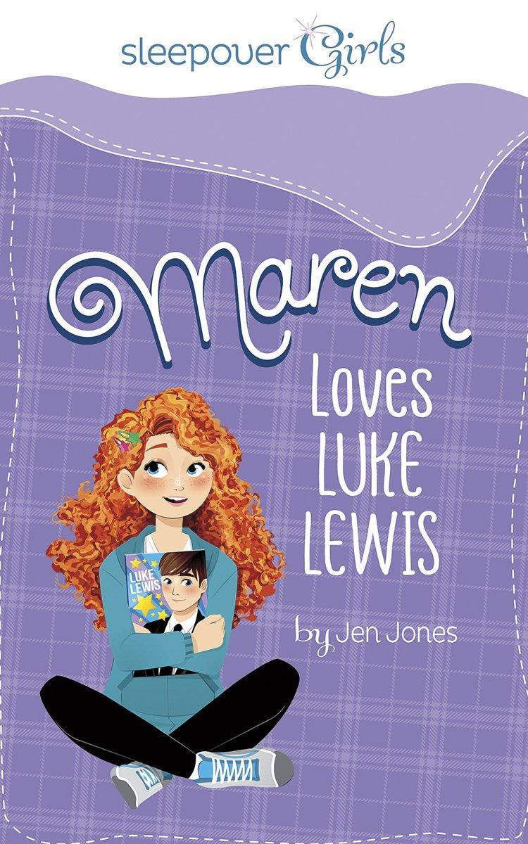 Sleepover Girls: Maren Loves Luke Lewis ebook