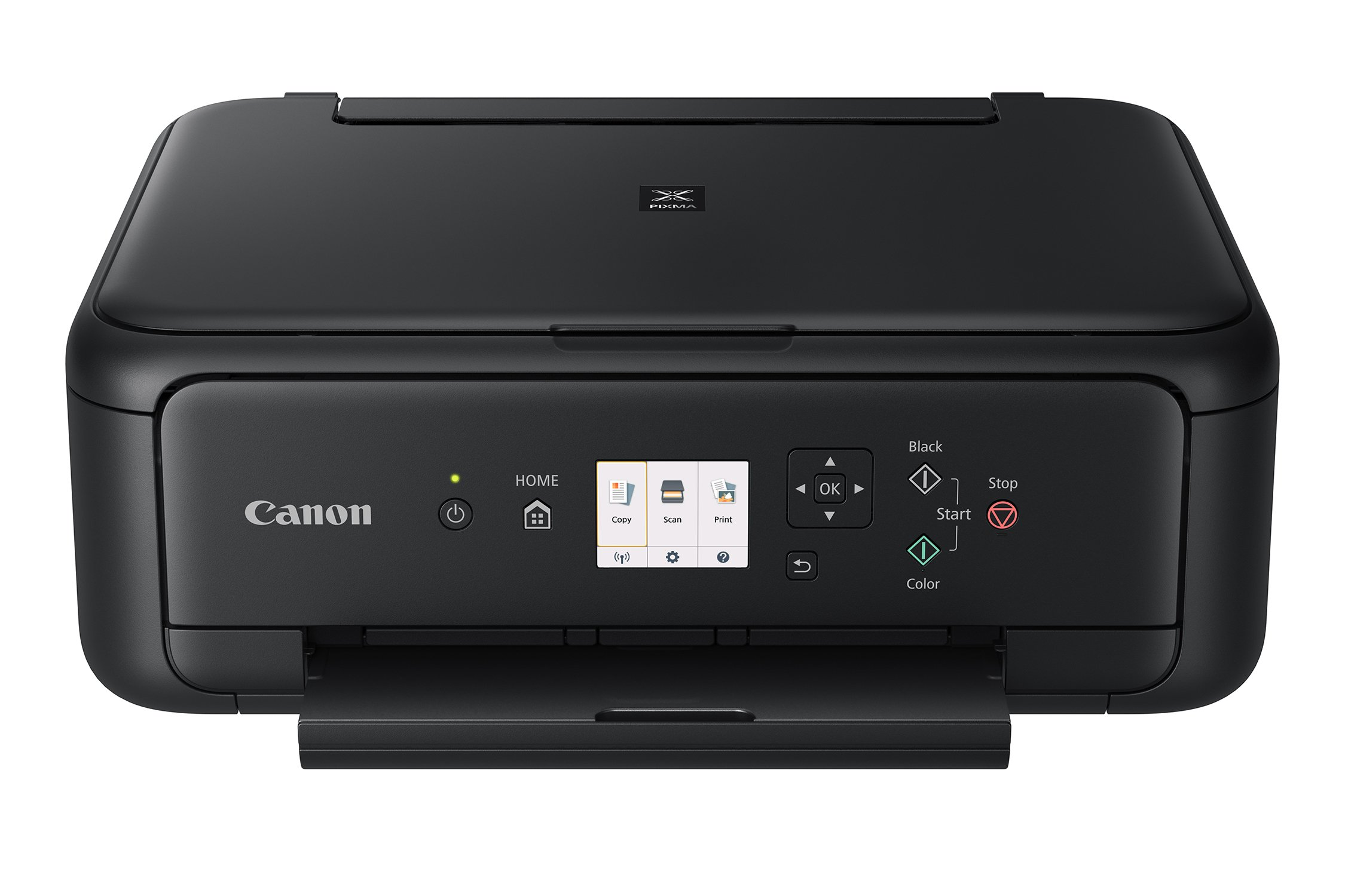 Canon TS5120 Wireless All-In-One Printer with Scanner and Copier: Mobile and Tablet Printing, with Airprint(TM) and Google Cloud Print compatible, Black by Canon (Image #6)
