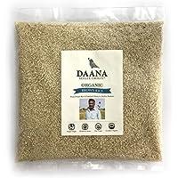 Daana Premium Organic Brown Rice (Sona Masuri), Single Origin, 2 Kg