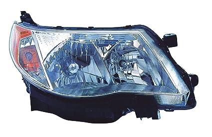 New Pair Set Halogen Headlight Headlamp Assembly for 09-13 Subaru Forester