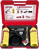 Rothenberger - Set brasage fort Rothenberger Super fire HOT BOX 3