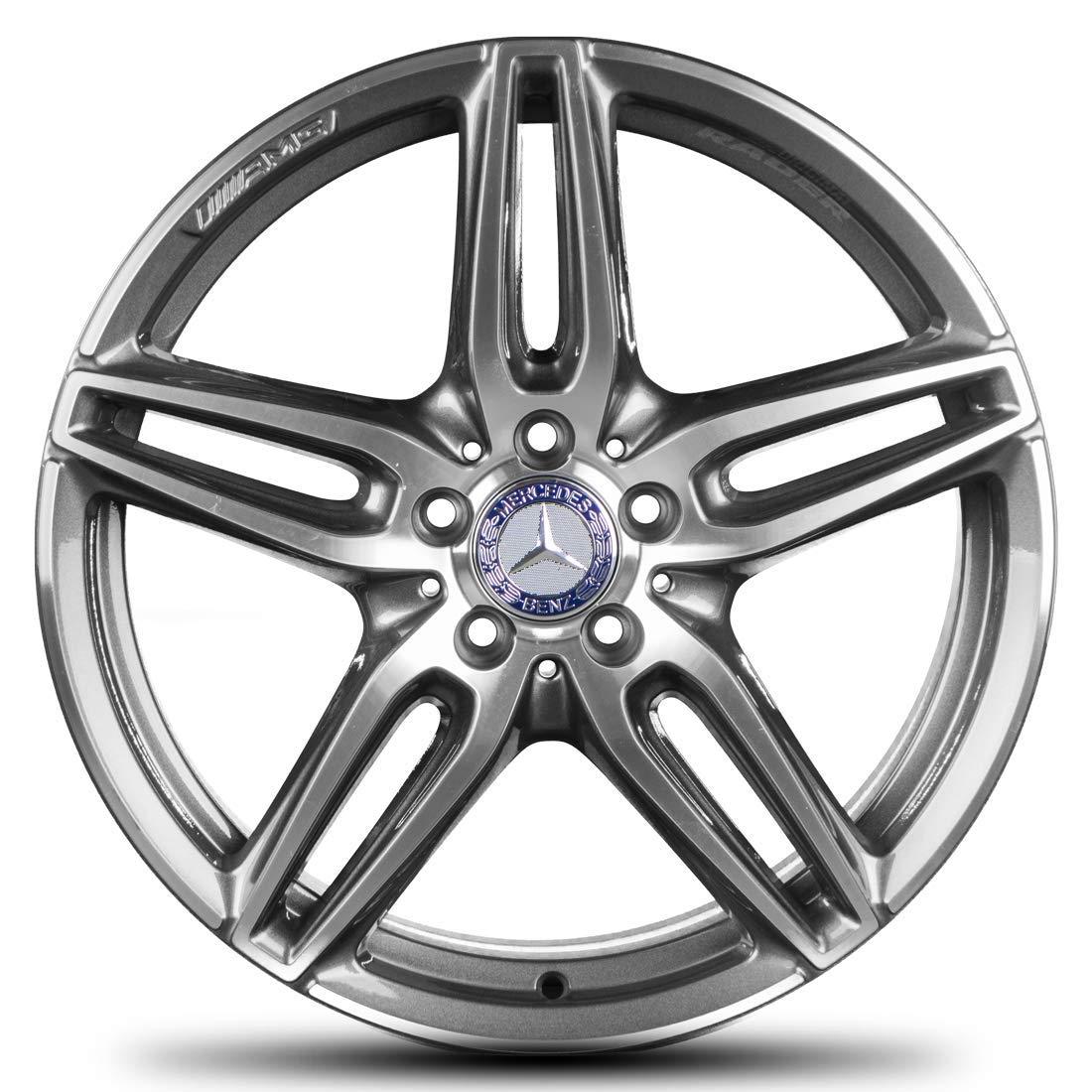 4x AMG 19 Inch Rims Mercedes Benz E-Class W213 S213 C238 A238 Alloy Wheels