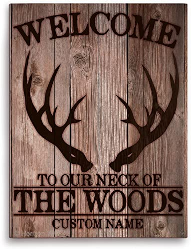 Welcome to Our Neck of The Wood