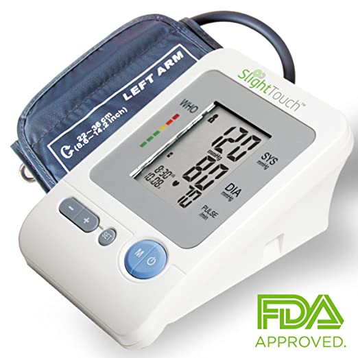 Slight Touch Automatic Blood Pressure Monitor