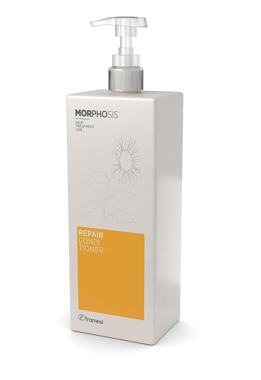 FRAMESI Morphosis Repair Conditioner, Sunflower, 8.4 oz. Mainspring America Inc. DBA Direct Cosmetics