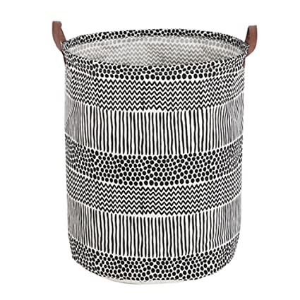 Dooxi Impermeable Plegable Cestos para la colada Cajas de almacenaje Cestas de Tela para Guardar Organizadoras