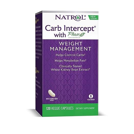 Amazon.com: Natrol – Blanco Bean Carb Intercept de riñón con ...
