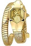 Just Cavalli JC DNA Women's JC1L001M0125 Quartz Gold Bracelet Watch