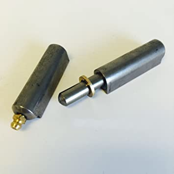 4\u0026quot; Bbq Smoker Bullet 4 in. Hinge 4 inch Hinges Stove Weld On pit & Amazon.com: 4\