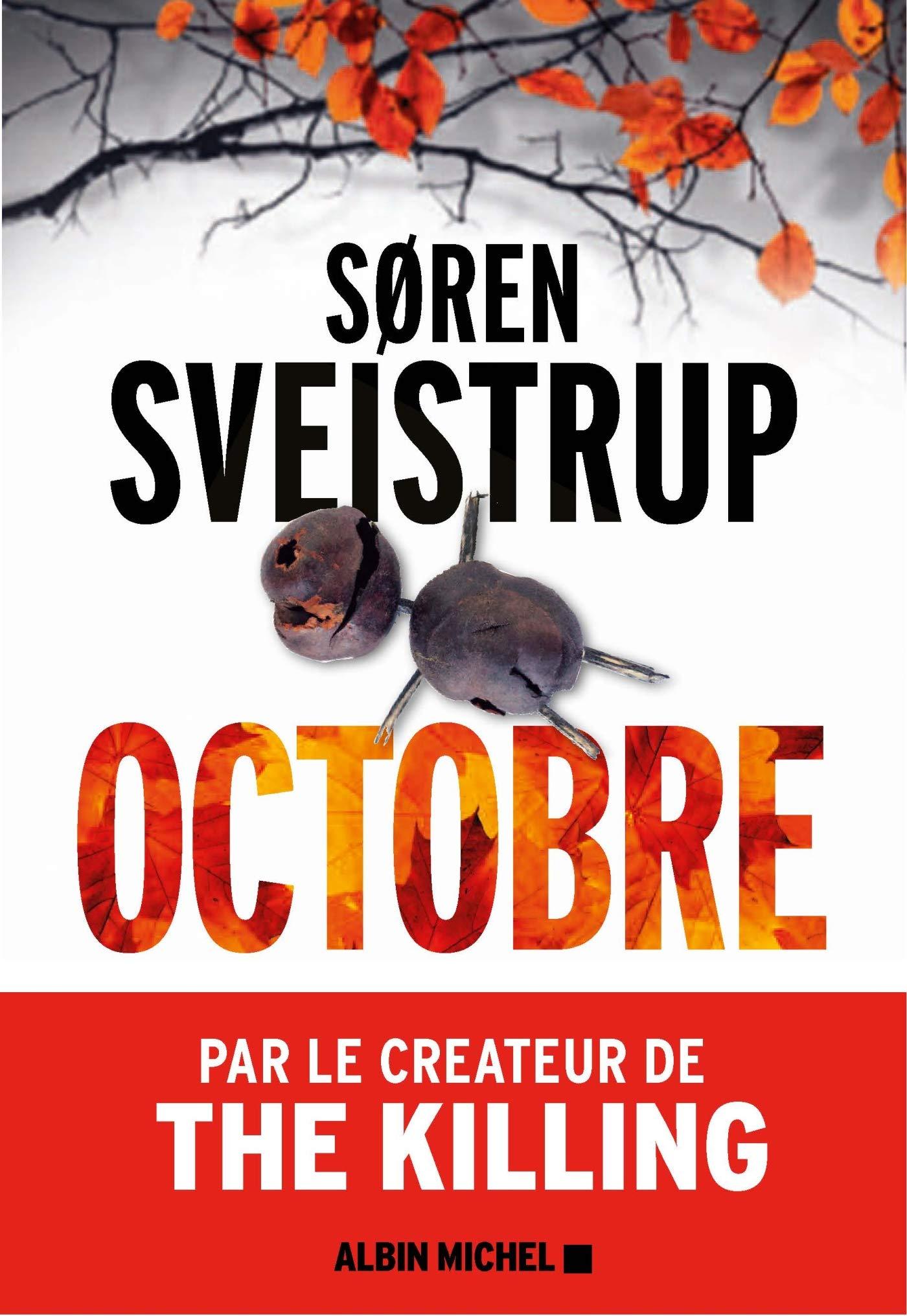Amazon.fr - Octobre - Sveistrup, Søren, Berg, Caroline - Livres