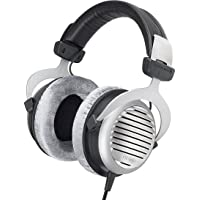 beyerdynamic DT 990 Premium Edition 250 Ohm Over-Ear-Stereo Headphones. Open design, wired, high-end, for the stereo…