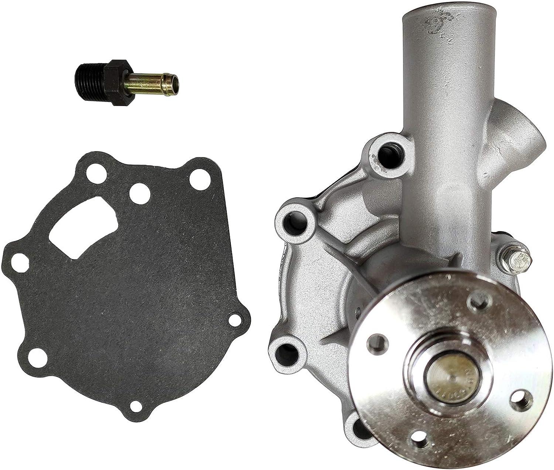 KRRK-parts 1273085C91 Water Pump for Case Tractors 234 235 244 245 254 255 1120 1130 International Tractors 234 244 254