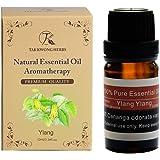 TKH Huile Essentielle Extraite d'Ylang Ylang naturel 100% Pure Huile Thérapeutique