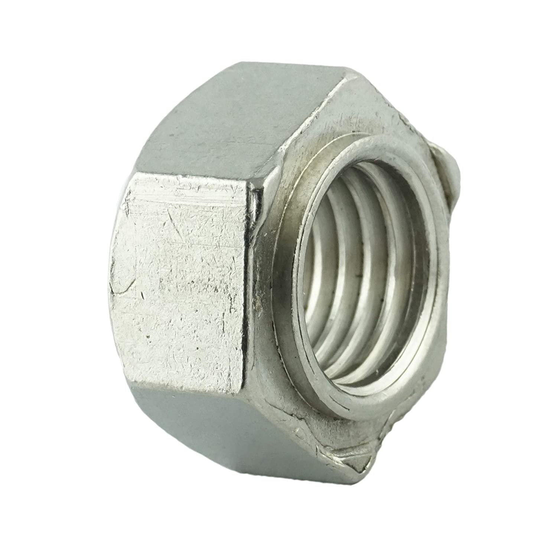 Eisenwaren2000 | M8 Sechskant-Schweißmuttern (30 Stück) - DIN 929 Anschweißmuttern - Edelstahl A2 V2A - rostfrei