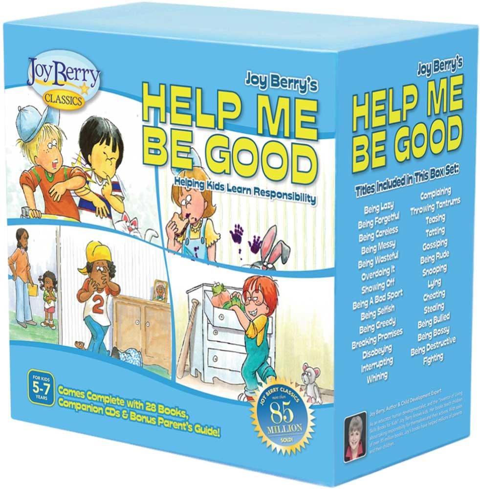 Download Help Me Be Good Series Box Set ebook