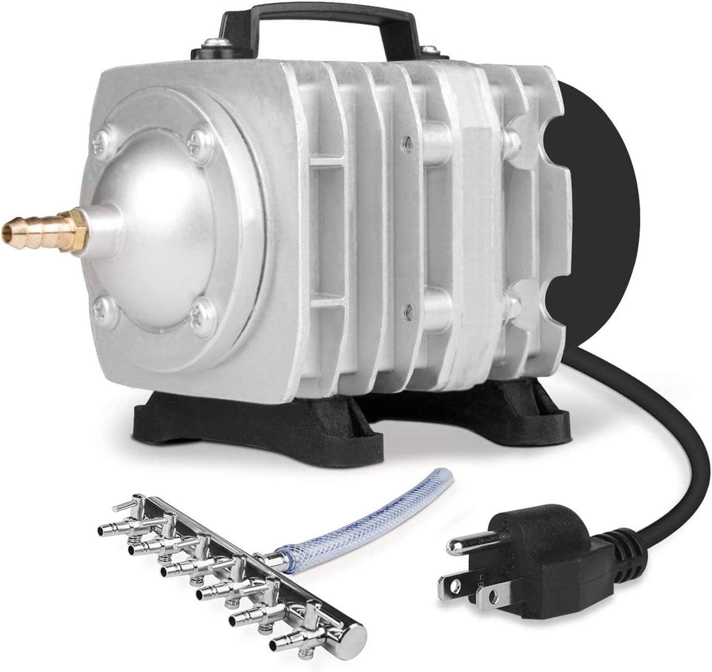 VIVOSUN Commercial Air Pump for Aquarium Circulation Pumps