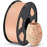 PLA 3D Printer Filament, SUNLU PLA Filament 1.75mm, Dimensional Accuracy +/- 0.02 mm, 1 kg Spool, 1.75mm, PLA Skin