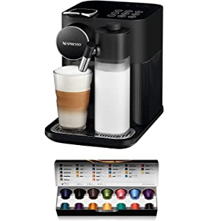 Delonghi Nespresso Lattissima Pro EN750MB - Cafetera de cápsulas, 19 bares, apagado automático, depósito de leche, pantalla táctil, color aluminio: Amazon.es: Hogar