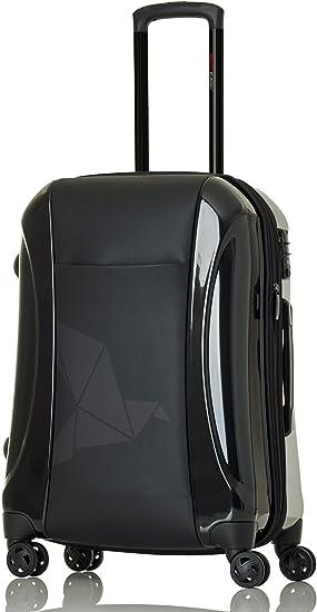 Pack Easy Maletas y trolleys, 26 cm, 64 L, Negro: Amazon.es: Equipaje