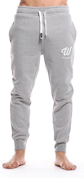 WOLDO Athletic Pantalones deportivos de chándal para hombre ...