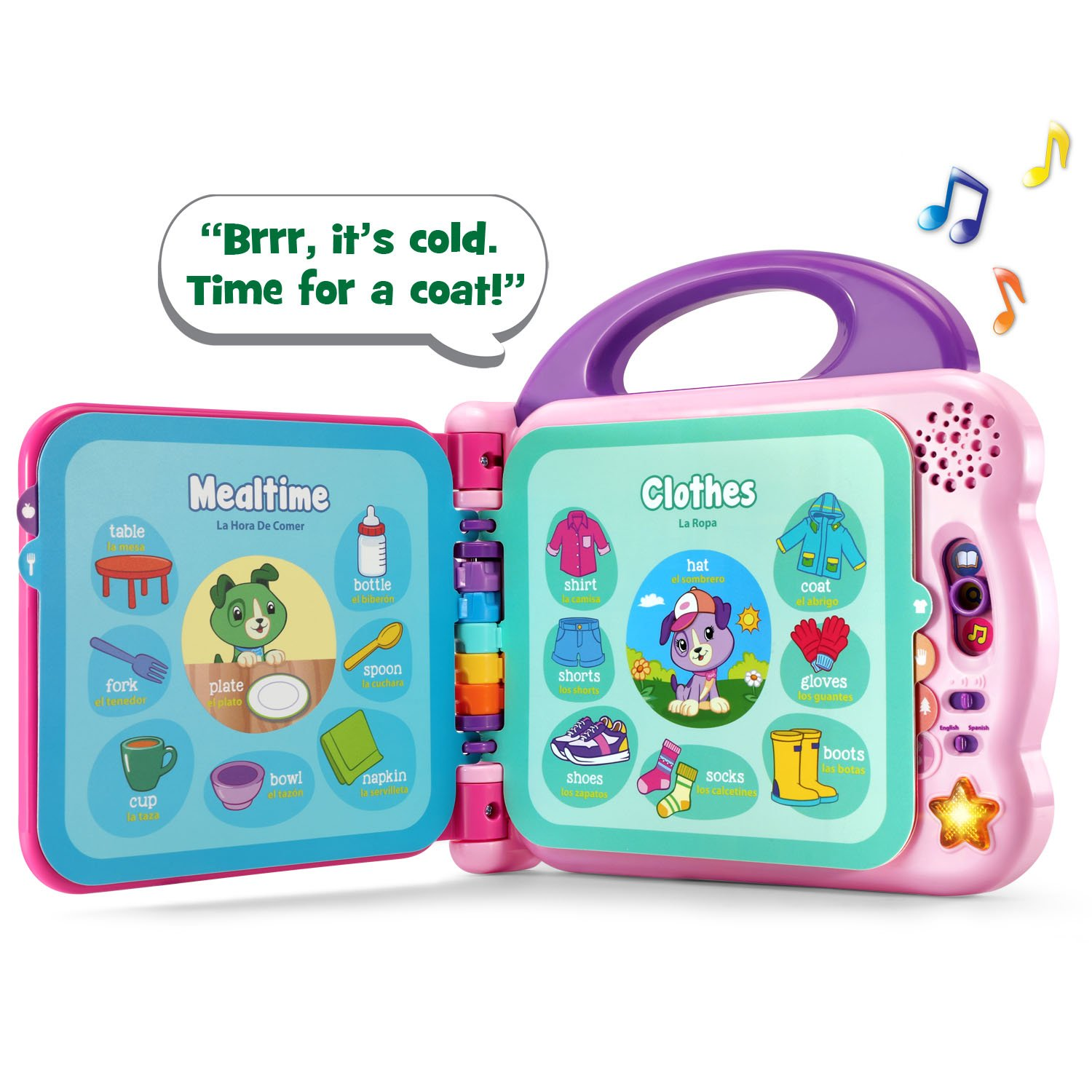 LeapFrog Scout and Violet 100 Words Book (Amazon Exclusive) by LeapFrog (Image #4)