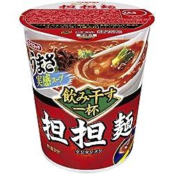 エースコック タテ型 飲み干す一杯 担担麺