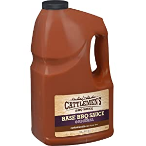 Cattlemen's Original Base BBQ Sauce, 1 gal