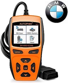<br /></noscript> AUTOPHIX BMW Scan Automotive 7810 Code Reader