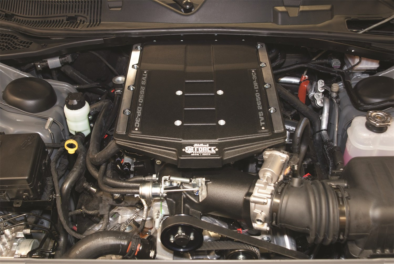 Amazon com: Edelbrock 1517 E-Force Supercharger Kit: Automotive