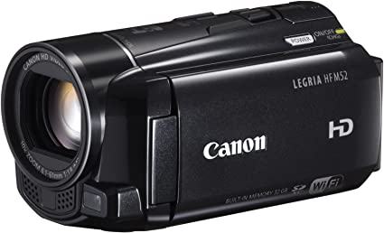 Canon Legria Hf M52 Vixia Hf M52 Ivis Hf M52 Kamera