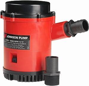 Johnson Pumps 22004 2200 GPH Bilge Pump