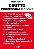 DIRITTO PROCESSUALE CIVILE (SUNTINI)