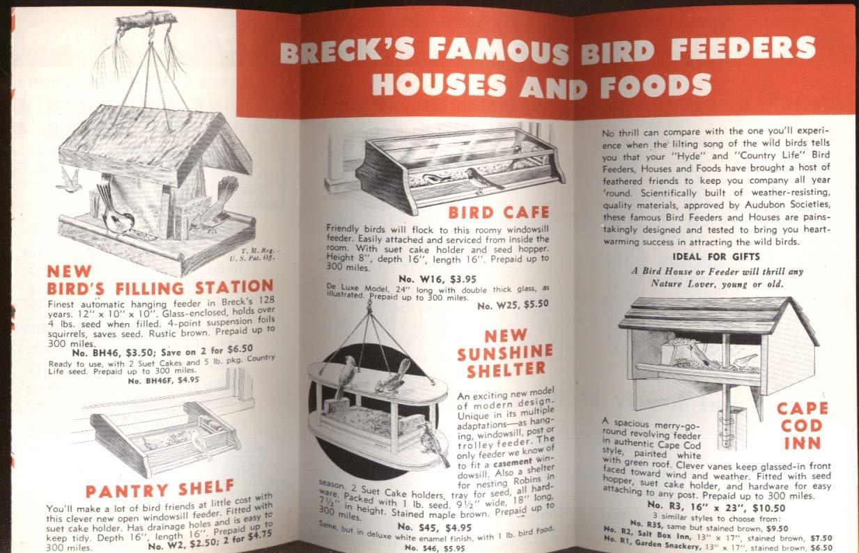 breck feeder