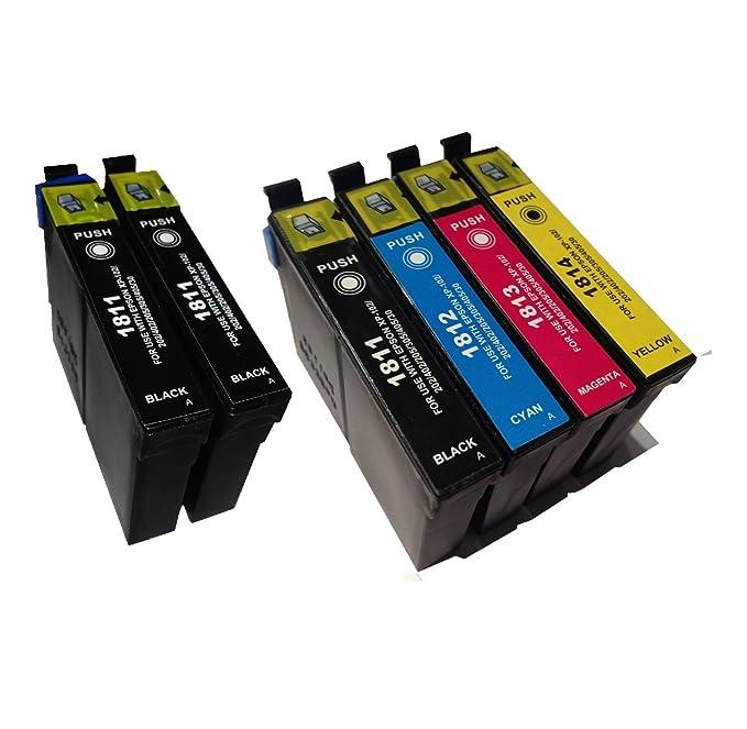 1 x T18XL+ 2 x T1811XL Multipack. Cartuchos de tinta compatibles ...