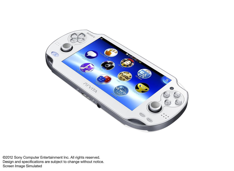 Amazon Com Playstation Vita Playstation Vita Wi Fi Model