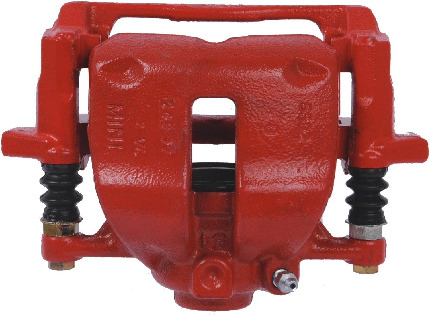 Remanufactured A1 Cardone 19-3321AXR Unloaded Brake Caliper with Color Coating
