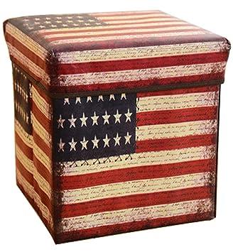 556953322c (サモルックス) Sumolux 収納スツール オットマン ストレージボックス チェア収納BOX キューブボックス 簡易 いす