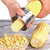 【两件装优惠】304不锈钢剥玉米器 刨玉米器玉米刨脱粒器剥粒器创意厨房小工具