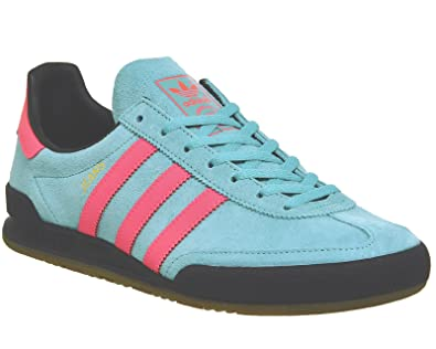adidas jeans mens trainers blue