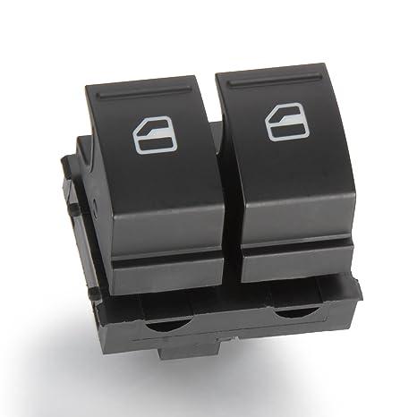 Fensterheberschalter Schalter VW Passat Caddy Touran Seat Altea Ibiza 1K3959857A
