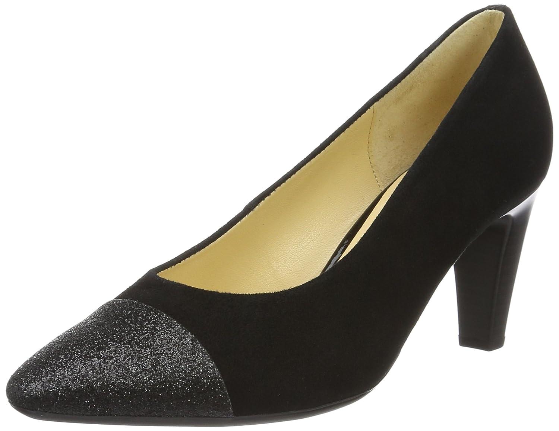 Gabor Schuhes Schuhes Gabor Damen Fashion Pumps 65.152 Schwarz (Schwarz 40) 6559da