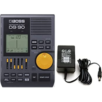 boss db 90 talking dr beat metronome w power supply musical instruments. Black Bedroom Furniture Sets. Home Design Ideas