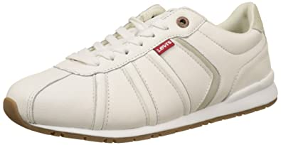 Mens Almayer Ii 1700 Low-Top Sneakers, Schwarz (Noir) Levi's