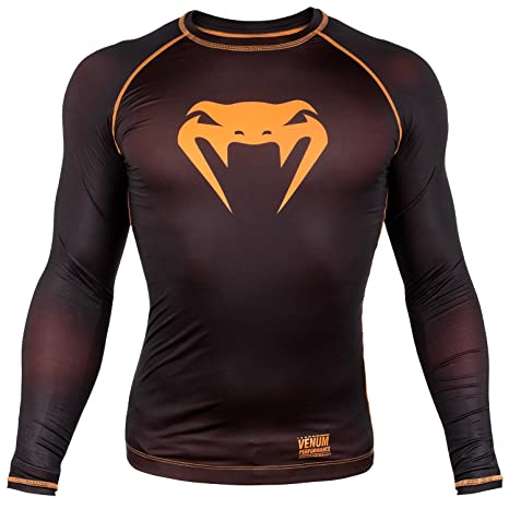 Amazon.com   Venum Contender 3.0 Compression T-shirt - Long Sleeves ... a5c9e0b88