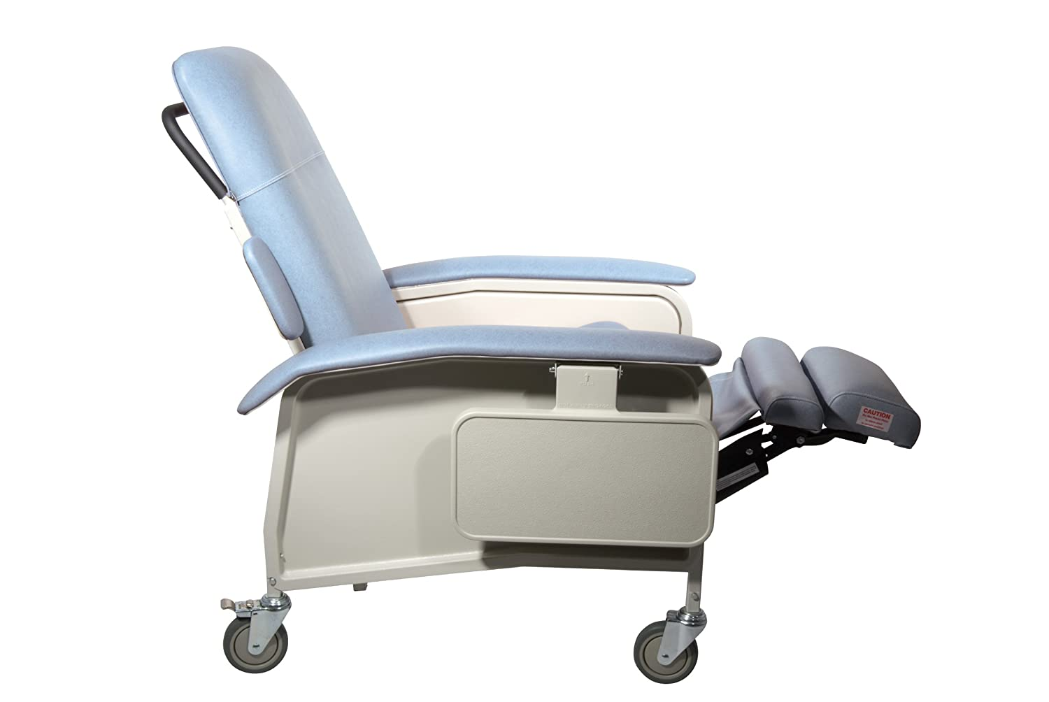 Amazon.com Drive Medical Clinical Care Geri Chair Recliner Blue Ridge Health u0026 Personal Care  sc 1 st  Amazon.com & Amazon.com: Drive Medical Clinical Care Geri Chair Recliner Blue ... islam-shia.org