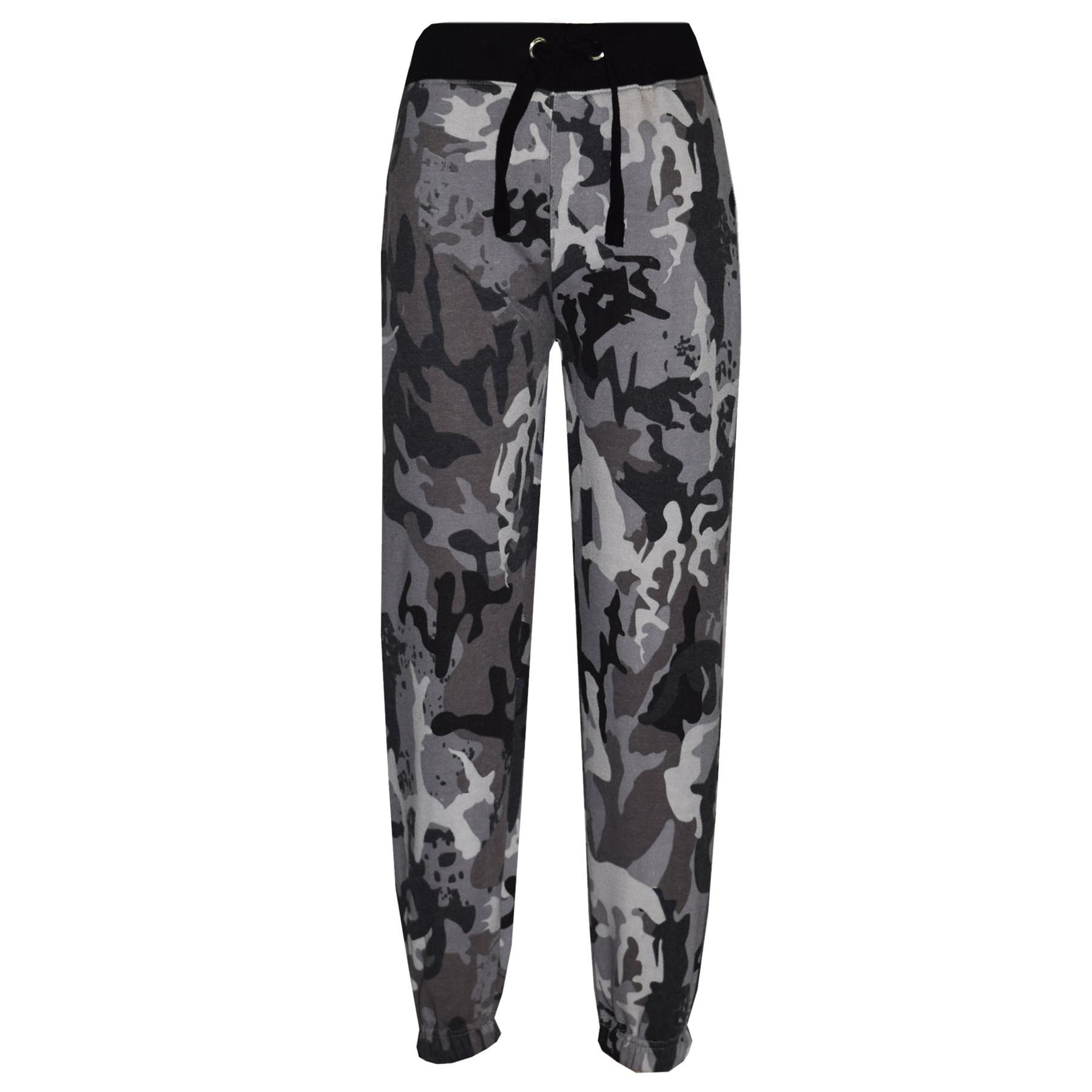 A2Z 4 Kids® Kids Boys Girls Camouflage Joggers Jogging Pants Trackie Bottom Casual Trousers by A2Z 4 Kids® (Image #1)